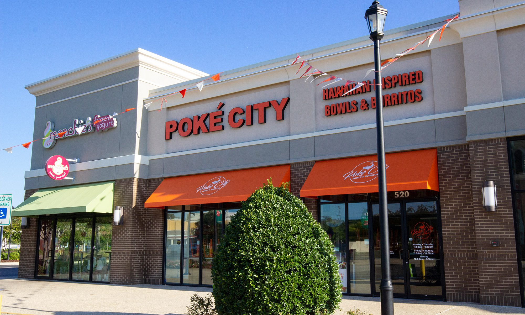 Poke City Hammond, Louisiana