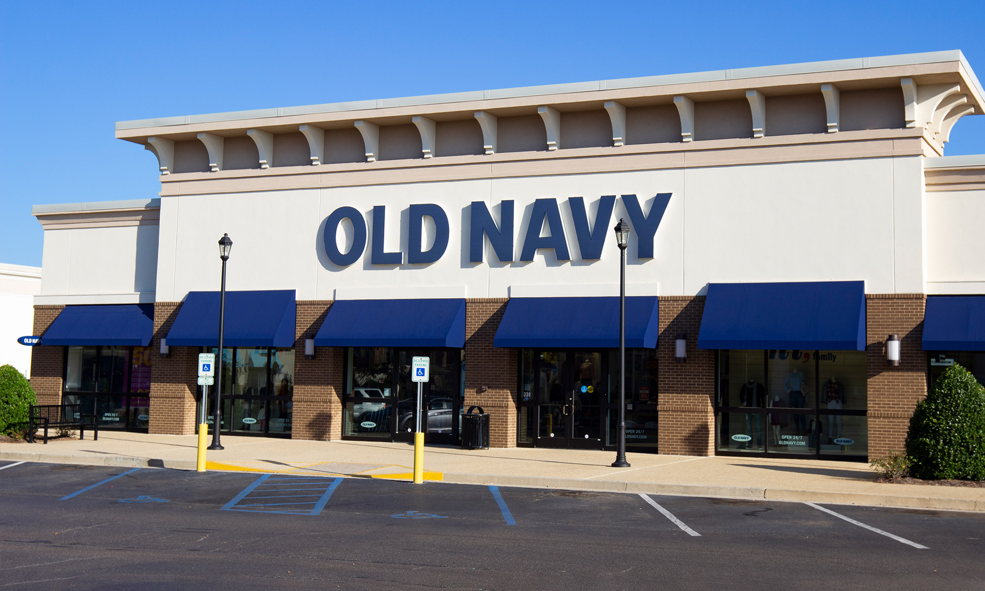 Old Navy in Hammond, Louisiana