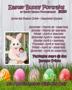 2020 Easter Portraits Calendar